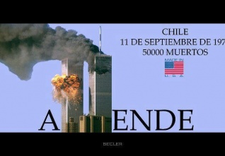 obrazek false flag a 9/11 a Chile