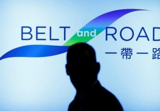 belt road china