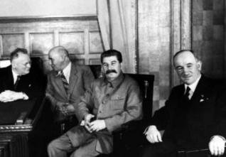 Image result for benes with stalin