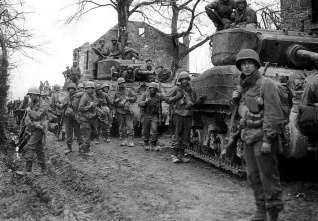us army germany 1945