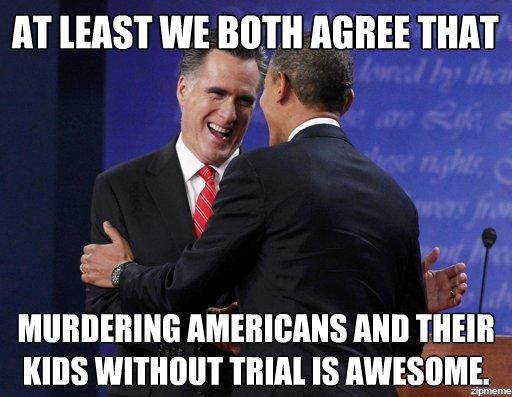 awesome murdering without trial