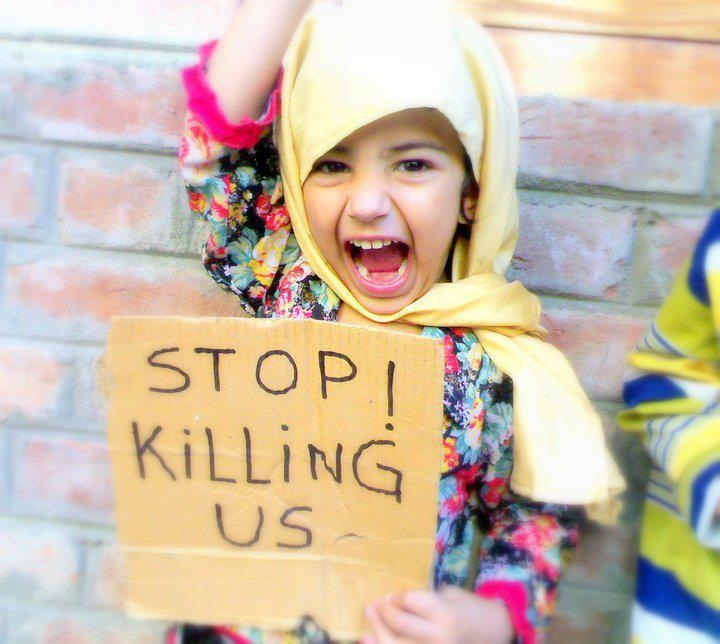 stop killing using us